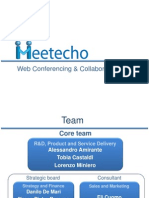 Meetecho Pitch