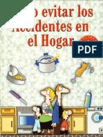 Guía práctica. Cómo evitar los accidentes en el hogar ( la cocina)