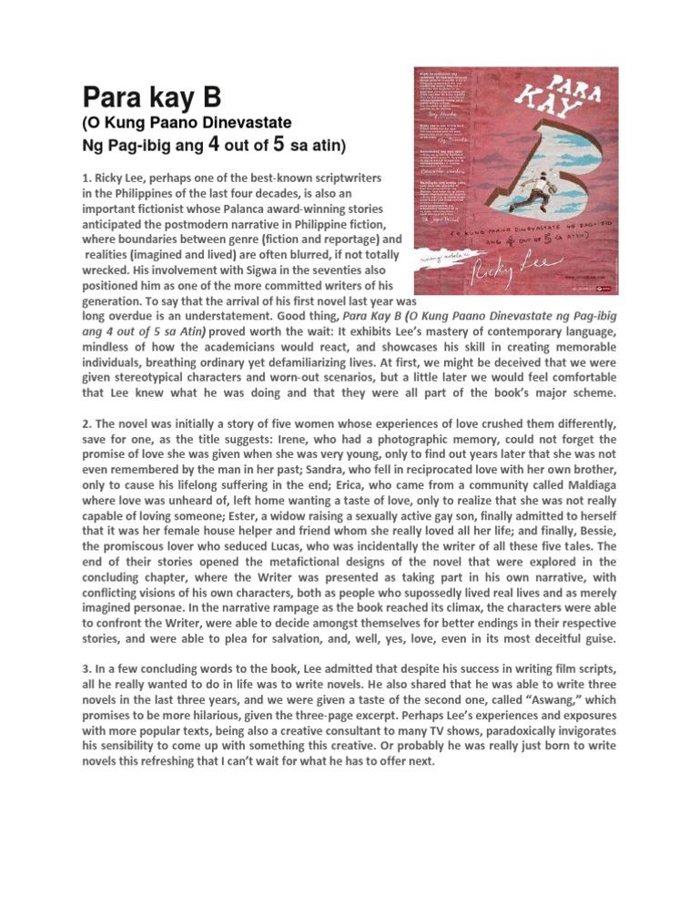Bob Ong Ebook Pdf Download