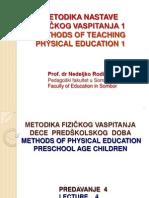 4 Metodika Fizickog Vaspitanja Dece Predskolskog Doba