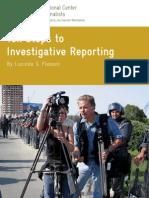 10 Steps Investigative Reporting