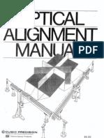 Optical Alignmnet Manual