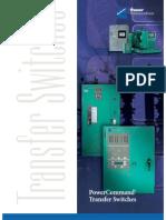 Transfer Switch Brochure