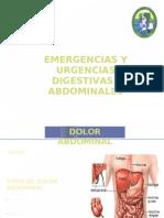 Dolor Abdominal Medicina