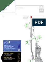 Dyson Dc33 Manual