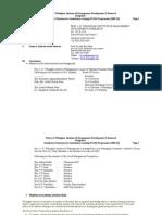 Banglore Mandatory Disclosure 09-10