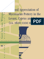 79828252 Use and Appreciation of Mycenean Pottery in Levant Cyprus and Italy 1600 1200 BC