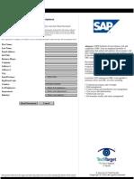 SAP Solutions for Governance-Risk-Compliance