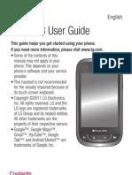 LG-P698 User Manual v1.0