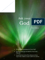 Ask Your GOD