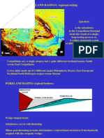 Carpathians Foreland Basin(s) Regional Setting