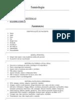 Resumo de Semiologia Pratica