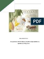 Istoria Obtinerii Ciocolatei Cu Lapte Ambalata