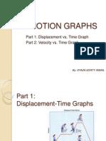 2.1 Motion Graphs-STUDENT