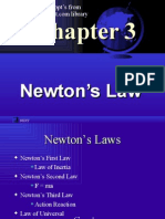 Newtons Laws Opt