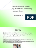 Safeguarding Adults and Promoting Independence