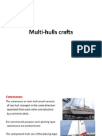 Multi-Hulls Crafts and SWATH by Dr. Yasser (UTM Skudai, Malaysia)