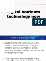 Digital Contents Revised