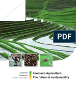 Agriculture and Food the Future of Sustainability Web