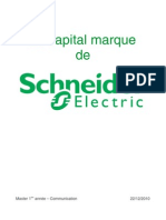 Le Capital Marque de Schneider Electric