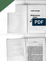 Raúl Sendic - Reflexiones sobre política económica [1985]