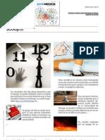 Dossier Periodismo Cientifico 2 Al 14 de Mayo 2012