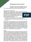 AKIM ITIL v3 Knowledge Management Im Service-Thomas Gerick USU AG