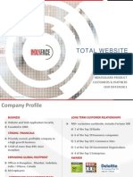 Indusface Corporate Overview