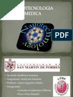 NANOTECNOLIGIA MEDICA
