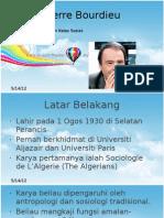 Pierre Bourdieu Sosiologi