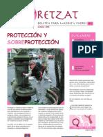 proteccion y sobreproteccion