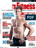 Mens Fitness May 2012
