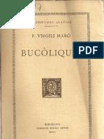 Virgili - Bucolica IV