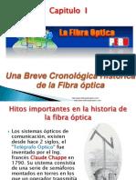 Curso Basico de fibra optica-Historia de la fibra optica-1