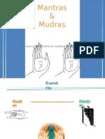 Apresentação Mantras e Mudras