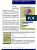 GI Report February 2012