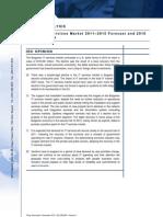 Bulgaria IT Services Market 2011_2015 Forecast and 2010 Vendor Shares Draft