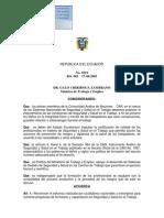 Acuerdo Ministerial 219[1]