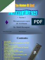 Microcontroller 8051- 1