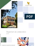Reglement de Collaboration FR