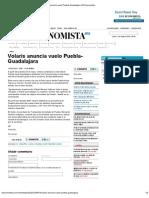 13-05-2012 Volaris Anuncia Vuelo Puebla-Guadalajara - eleconomista.com.Mx