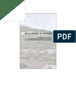 De La Tierra Al Asfalto - Informe 2012 v2