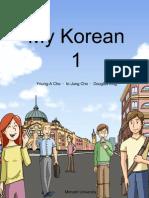 My Korean1 2nd Ed