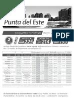 ColoniaExpress - Paquetes a Punta del Este - Mayo 2012