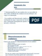 DimensionamentodeCondutores_2012