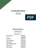 KLOROMETANA