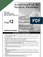 Cargo 12 - Engenheiro Mecanico