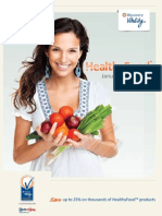 Healthy Food Catalogue