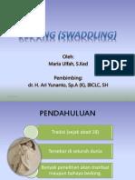 Bedong Swaddling)