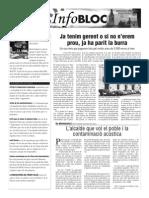 infoBLOC SILLA - EL PUNT DESEMBRE 2007